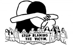 Victims aren't to blame for sexual assault