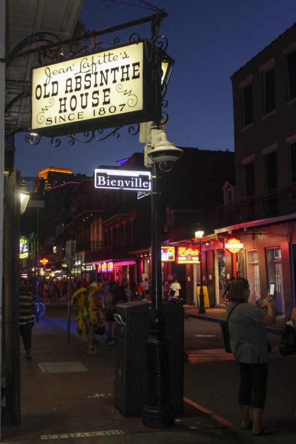 History resonates throughout the oldest bars in New Orleans