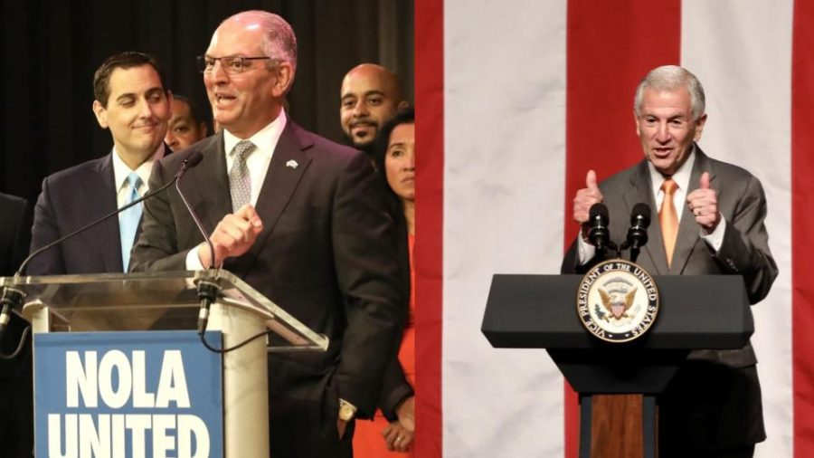 Edwards faces Rispone in Louisiana governor runoff race
