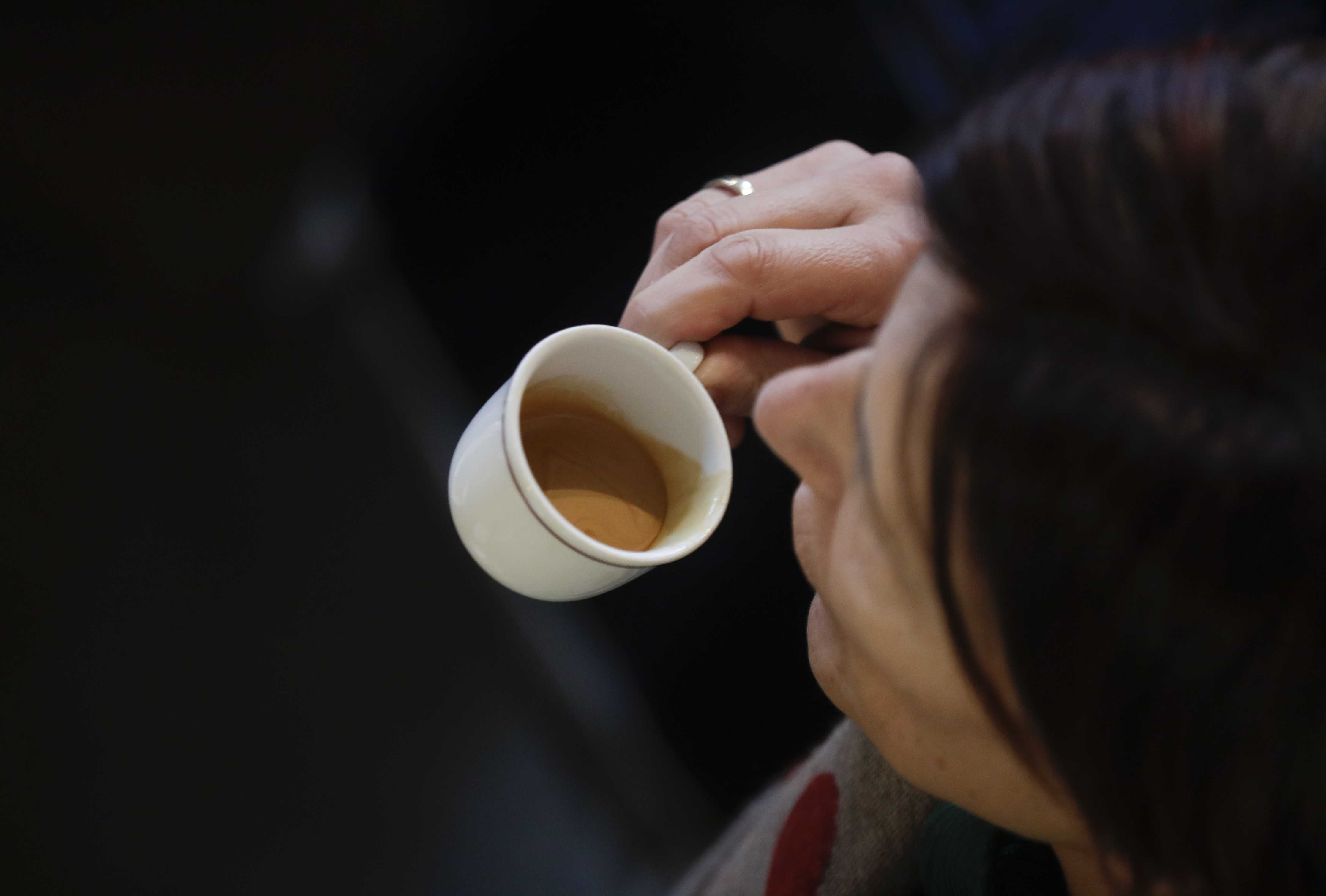 Opinion stop drinking coffee and switch to better for Starbucks italie